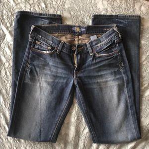 Lucky Brand Zoe Boot Women's Jeans